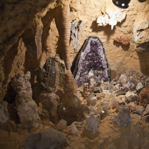 Střítež nad Ludinou - Muzeum minerálů