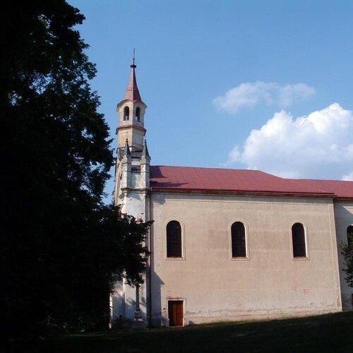 Poutní kostel Montserrat