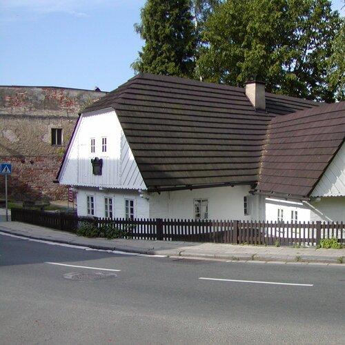 Rodný dům Aloise Jiráska v Hronově