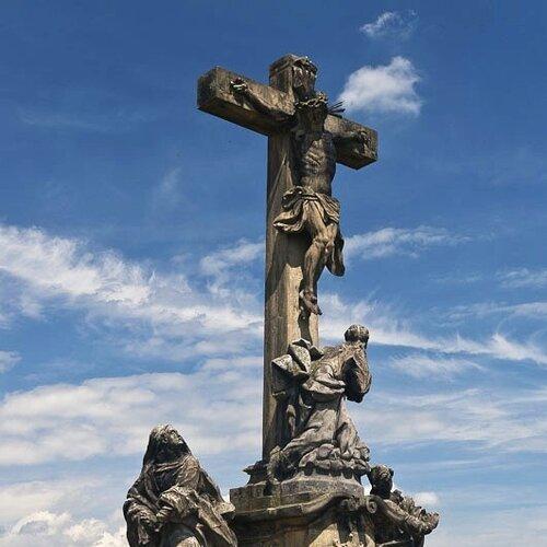 Křížová cesta v Rudě