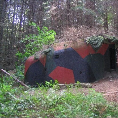 Vojenské pevnosti u Milotic