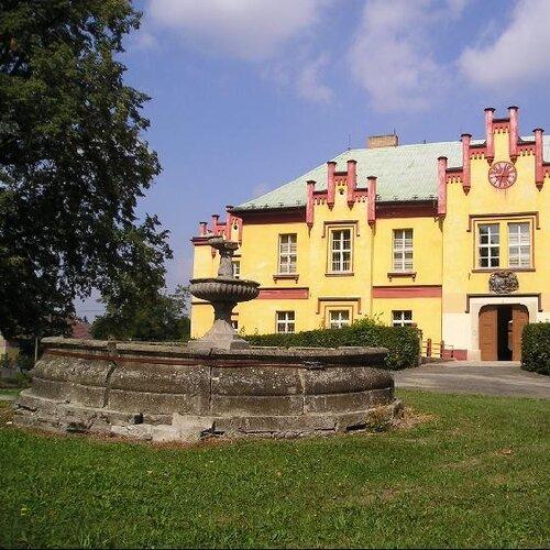 Zámek Hradiště