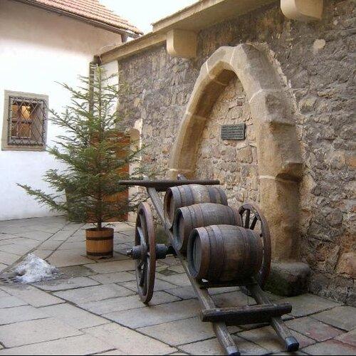 Pivovarské muzeum Plzeň