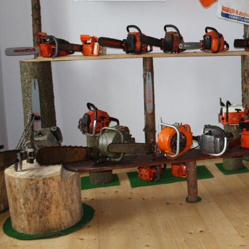 Dřevorubecké muzeum v Ratajích