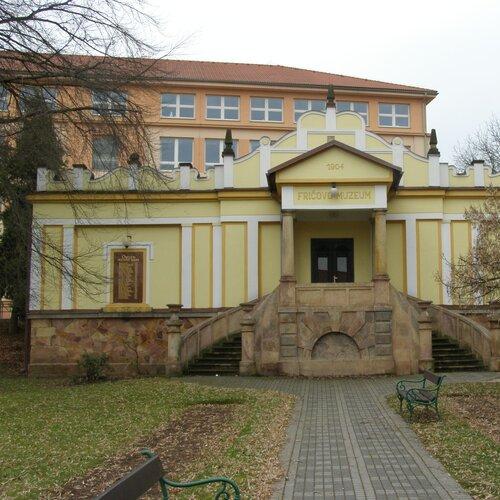 Lázně Bělohrad - Fričovo muzeum
