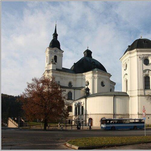 Kostnice Křtiny