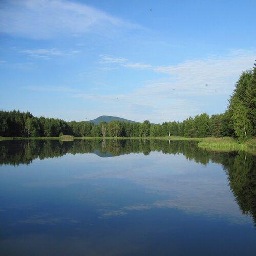 Naučná stezka Novohradské příhraniční rybníky