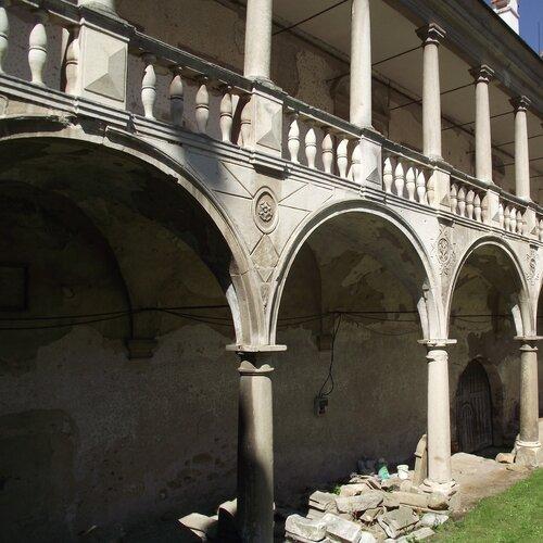 Uherčice – renesanční zámek