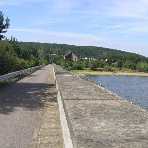 Vodní nádrž Výrovice