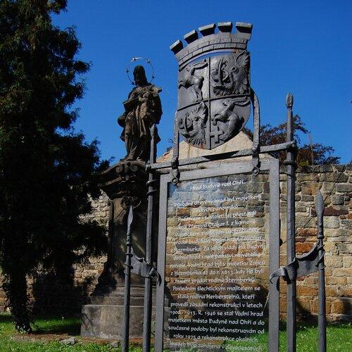 Vodní hrad Budyně nad Ohří