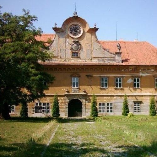 Ždánice - zámek a muzeum