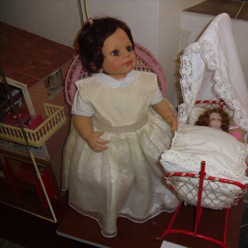 Muzeum domečků, panenek a hraček