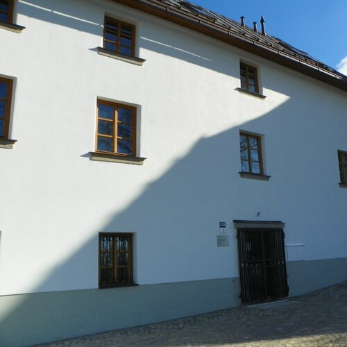 Moučkův dům – Žďár nad Sázavou