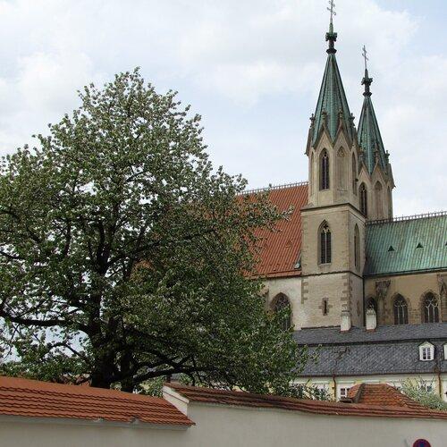 Kroměříž - chrám sv. Mořice