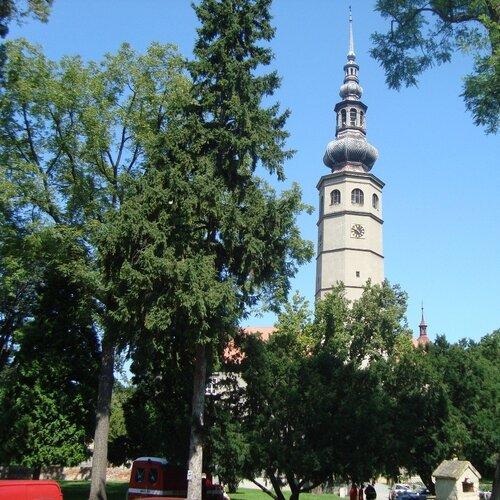 Tovačov - zámek