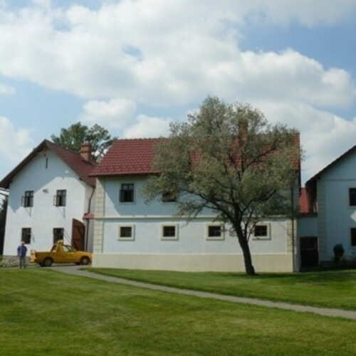 Hynčice - Vražné, Rodný dům J. G. Mendela