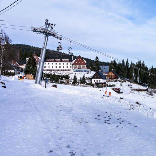 Skiareál Kopřivná - Malá Morávka