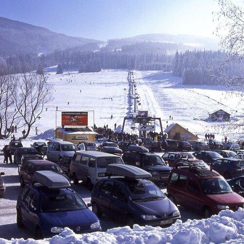 Ski areál Ramzová
