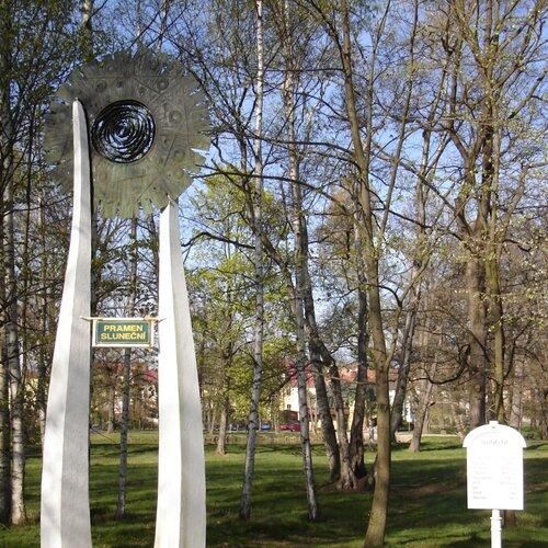 Františkovy Lázně - Sluneční pramen