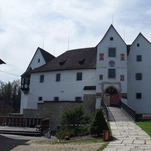 Hrad Ostroh (Seeberg)