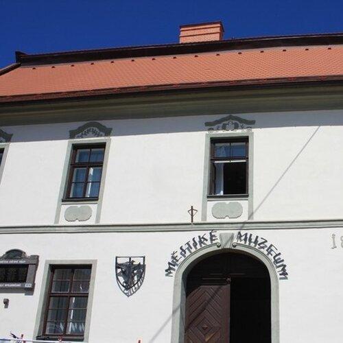 Městské muzeum Bystřice nad Pernštejnem