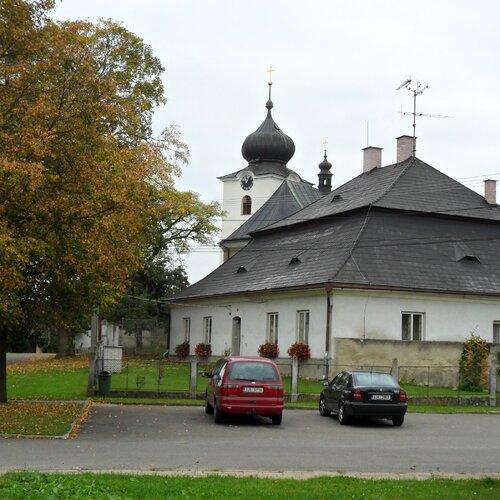 Kostnice Nížkov