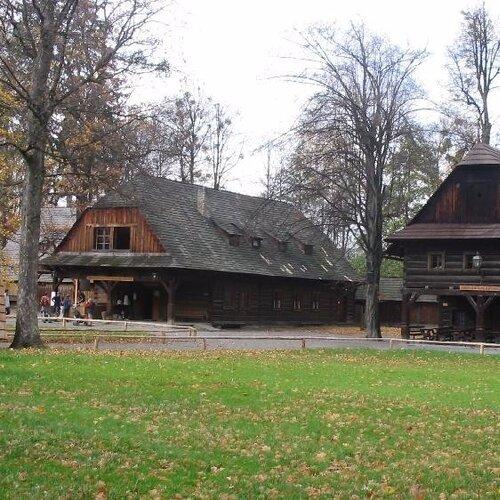 Rožnov pod Radhoštěm - Valašské muzeum v přírodě