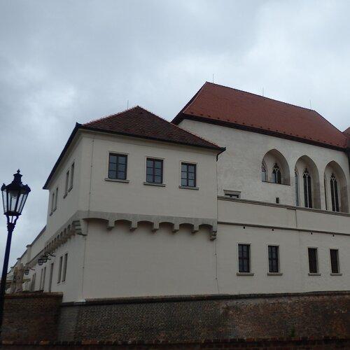 Hrad a pevnost Špilberk