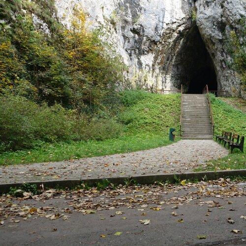 Kateřinská jeskyně