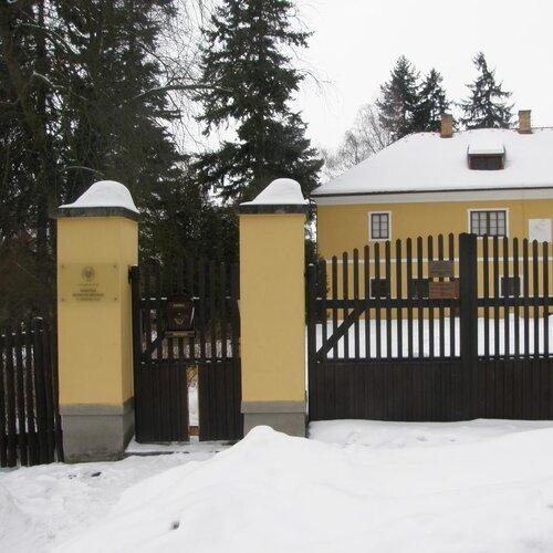 Jabkenice - místo setkání s Bedřichem Smetanou