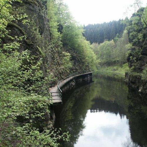 Riegrova stezka údolím řeky Jizery