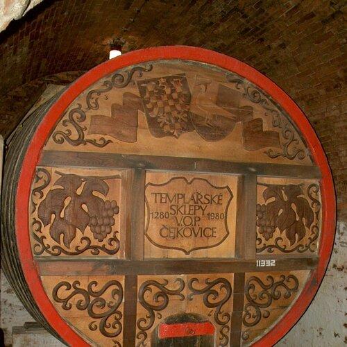 Templářské sklepy Čejkovice