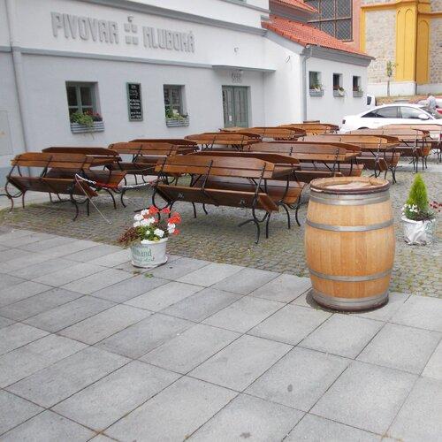 Pivovar Hluboká