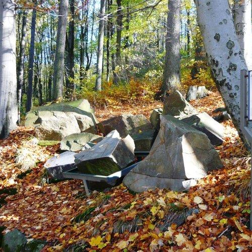 Naučná stezka Geologický park Mariánské Lázně