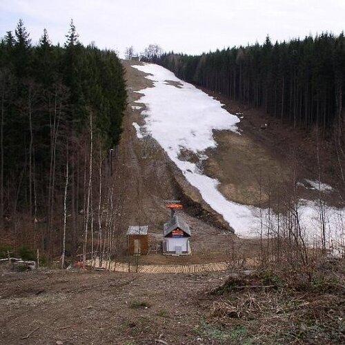 Ski areál Šacberk