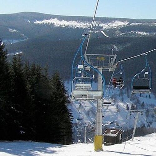 Ski areál Velká Úpa