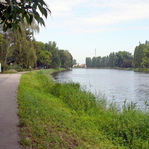 In-line stezka Nymburk-Poděbrady