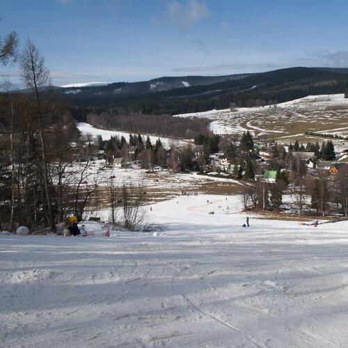 Ski areál Annaberg