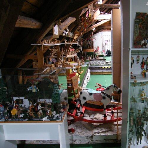Muzeum hraček v Kašperských Horách
