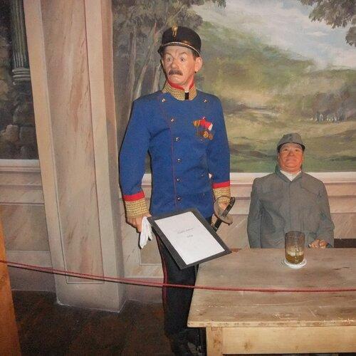 Muzeum voskových figurín Český Krumlov