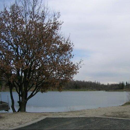 Přírodní koupaliště Stříbrné jezero