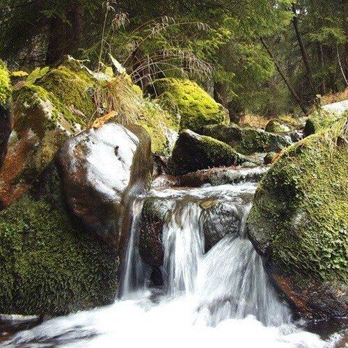 Chřibské vodopády