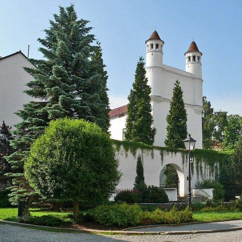 Žerotínský zámek v Novém Jičíně