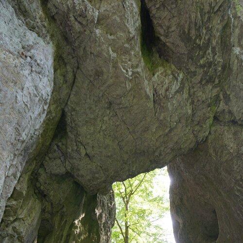 Zřícenina hradu Špránek