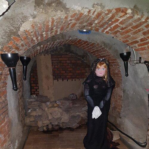 Strašidelné podzemí v Horáckém muzeu