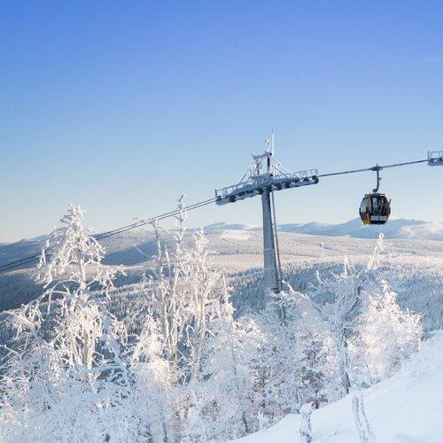 Lyžařské středisko Ski & Sun