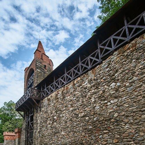 Středověké město Paczków