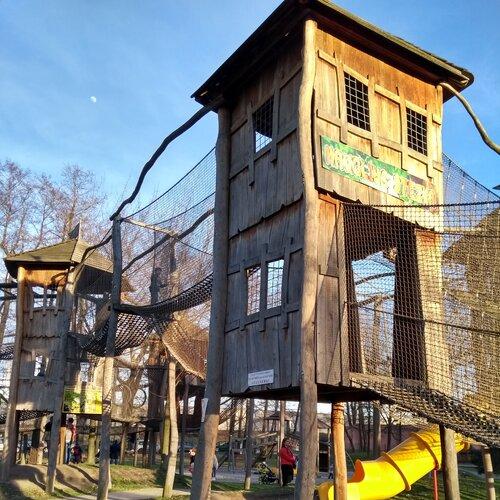 Hobby park a Mauglího stezka