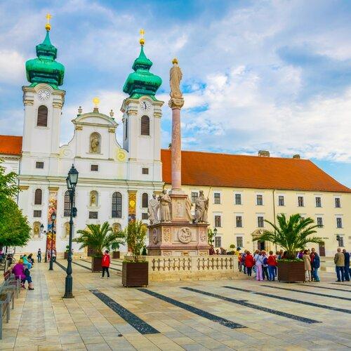 Benediktinský kostel sv. Ignáce