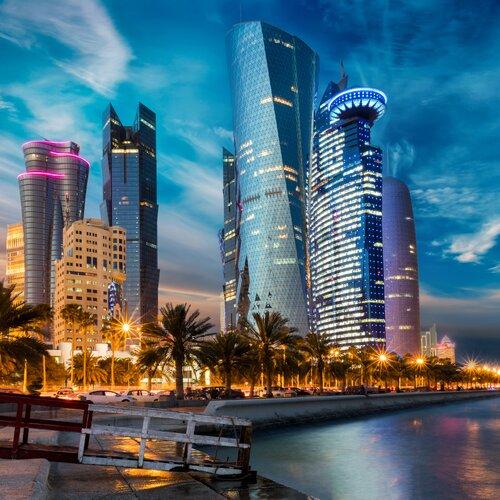 Hlavní město Dauhá